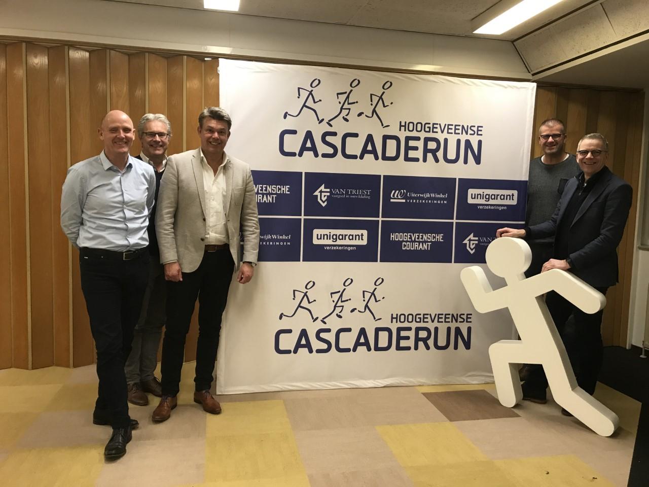 Afbeelding - Nieuw bestuur Cascaderun wordt ingewerkt: 'De Cascaderun laat je niet zomaar los'