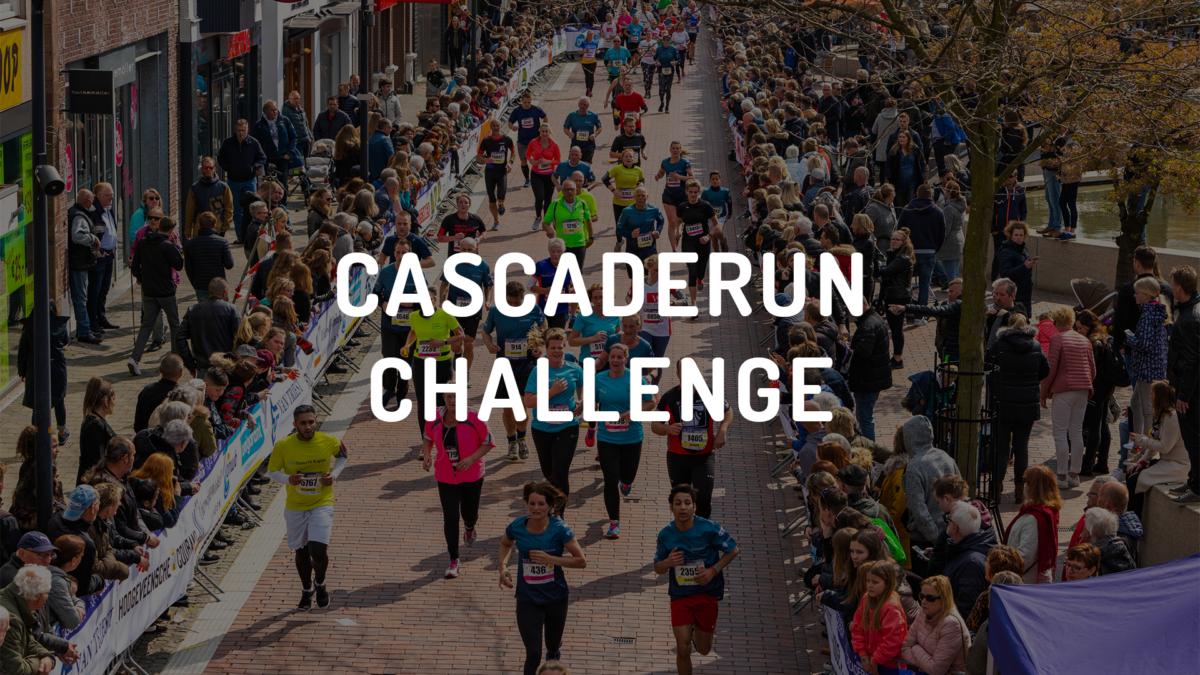 Uitslagen Cascaderun Challenge